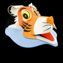 Animal Tiger Adult Toddler Foam Fancy Hat Party Costume