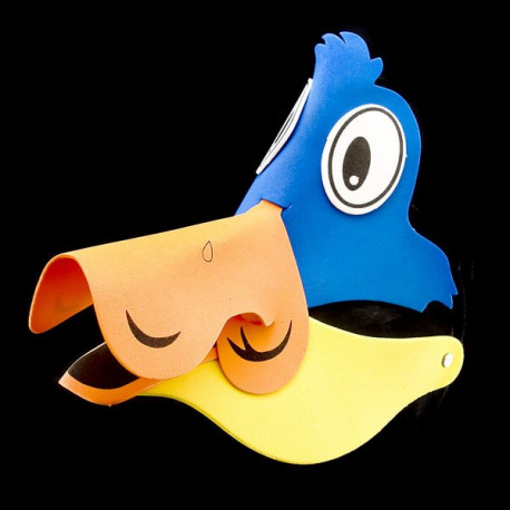 Long-Billed Duck Adult Toddler Fancy Hat Party Costume