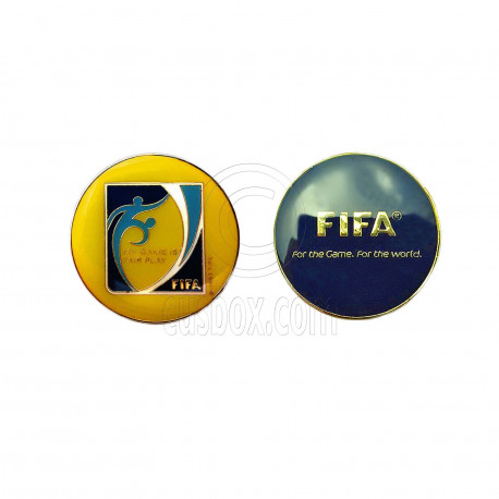 FIFA Football Games Referee Flip Coin Model B
