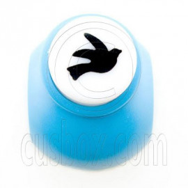 Pigeon Dove Flying Bird Paper Craft Punch Scrapbooking
