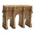 The Triumphal Arch of Constantine Rome Educational Building Figurine 3.7cm Tall