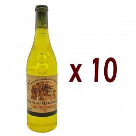 Lot/Set 10 Yellow Beer Bottle 1:6 Barbie Blythe Doll's House Dollhouse Miniature