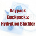 Daypack, Backpack & Hydration Bladder