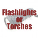 Flashlights / Torches