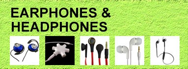 Earphones & Headphones
